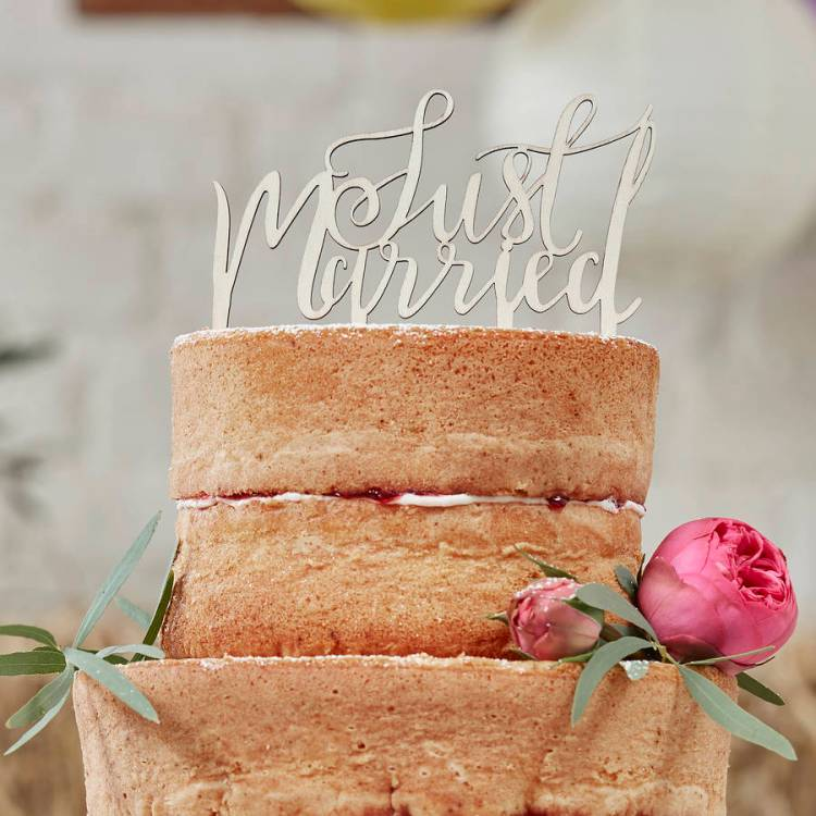 original_just-married-wooden-cake-topper-decoration