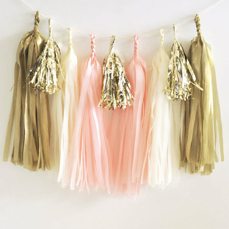 aweddinglessordinary.co.uk:diy-tassel-garland-kit: